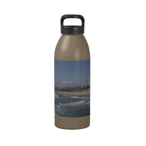 Santa Monica, California Water Bottle