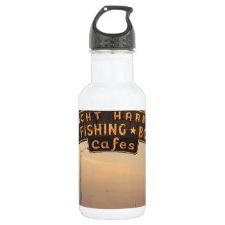 Santa Monica California Water Bottle