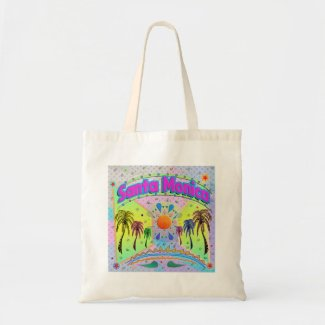 Santa Monica Calm Desire Tote Bag