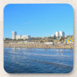Santa Monica Drink Coaster