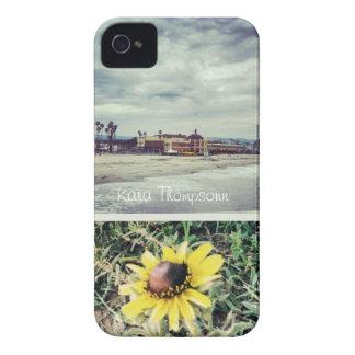 Santa Monica Flower iPhone 4 Case
