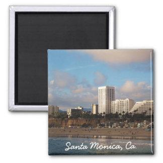 Santa Mónica, imán del CA