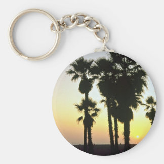 Santa Monica, Los Angeles, California, U.S.A. Keychain
