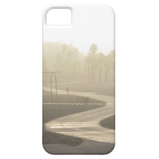 Santa Monica Morning: Morning of santamonika iPhone SE/5/5s Case