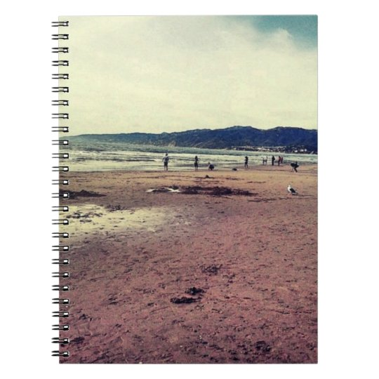 Santa monica notebook