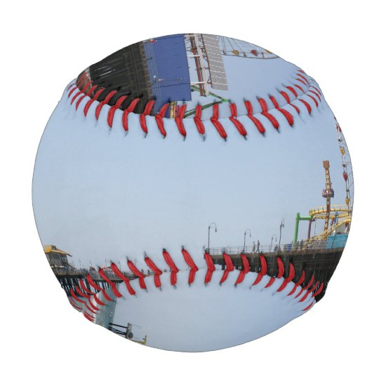 Santa Monica Pier Baseball