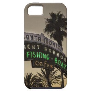 Santa Monica pier iPhone 5 Cases