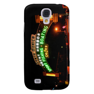 Santa Monica Pier Galaxy S4 Cover