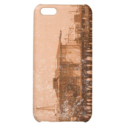 Santa Monica Pier iPhone 5C Covers