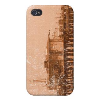 Santa Monica Pier iPhone 4 Covers