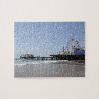 Santa Monica Pier Jigsaw Puzzle