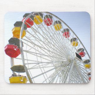 Santa Monica Pier Mouse Pad