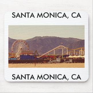 Santa Monica Pier - Mouse Pad