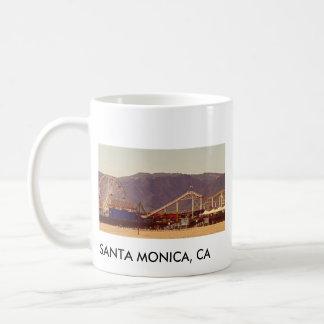 Santa Monica Pier - Mug