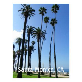 Santa Monica Postcard! Postcard