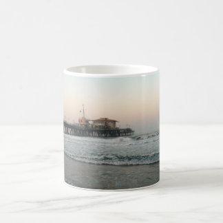 Santa Monica santamonika Classic White Coffee Mug