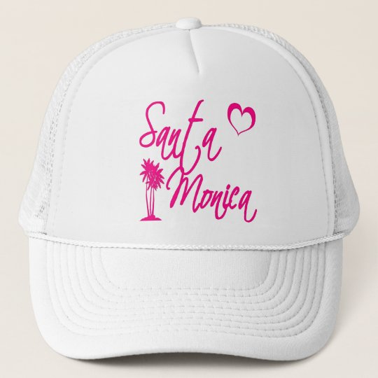Santa Monica Trucker Hat