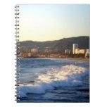 Santa Monica Waves Notebook