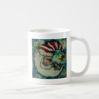 Santa Moon - Holiday Design Coffee Mug