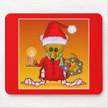 Santa Mouse Mousepad
