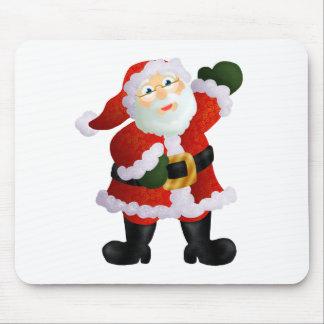Santa Mouse Pad