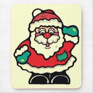 Santa mousepad