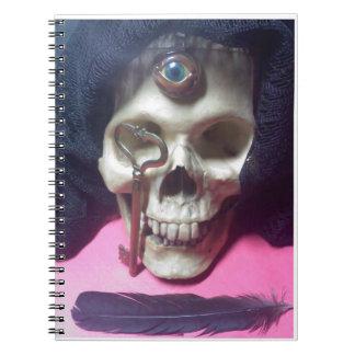 Santa Muerte book of shadows Note Books