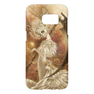 Santa Muerte Galaxy S7 Barely There Case