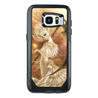 Santa Muerte Galaxy S7 Edge Case