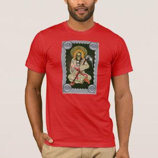 santa muerte (golden) T-Shirt