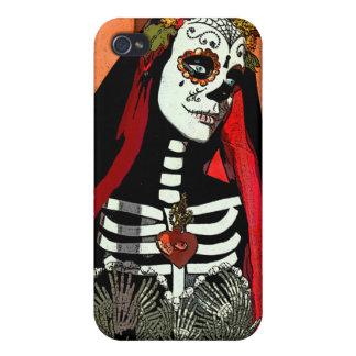 Santa Muerte iPhone 4 Case