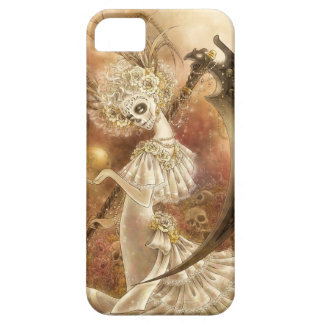 Santa Muerte iPhone 5 Barely There Case