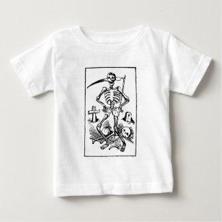 Santa Muerte, Mexican Grim Reaper c. early 1900s Baby T-Shirt