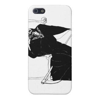 """Santa Muerte"" (Mexican Grim Reaper) iPhone SE/5/5s Cover"