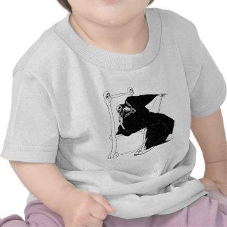 Santa Muerte Mexican Grim Reaper T-shirts