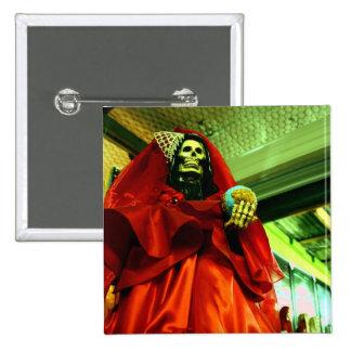Santa Muerte Pin