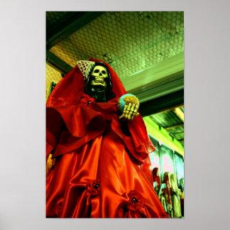 Santa Muerte Poster