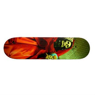 Santa Muerte Skateboards