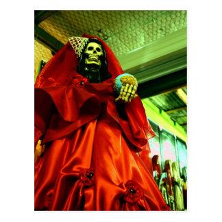 Santa Muerte Tarjetas Postales