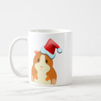 Santa Muffin Mug