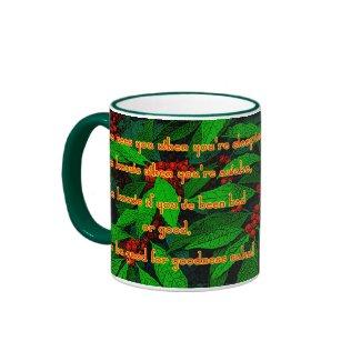 Santa! - Mug #2 mug