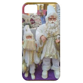 Santa musicians iPhone SE/5/5s case