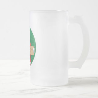 Santa - Naughty Sign Coffee Mugs