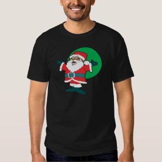 Santa negro poleras