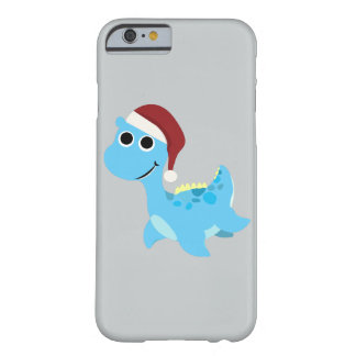 Santa Nessie Barely There iPhone 6 Case
