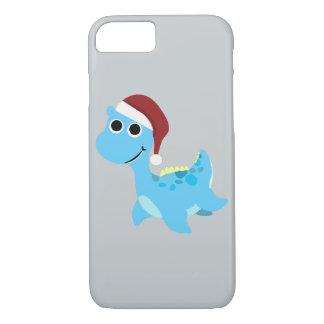 Santa Nessie iPhone 8/7 Case