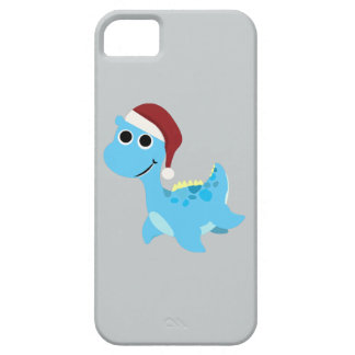 Santa Nessie iPhone SE/5/5s Case