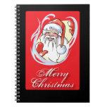 Santa Notebook