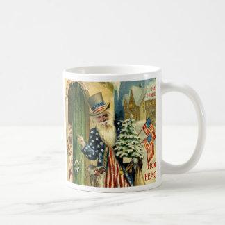 Santa Obama Hope for Christmas 2008 from Amazory Coffee Mug