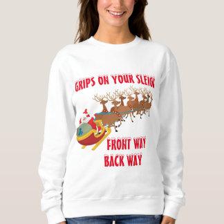 Santa 'One Dance' Xmas Sweater